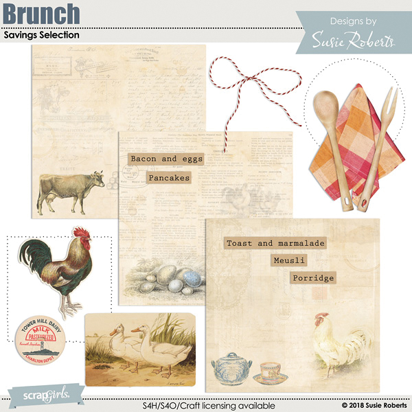 Brunch Collection Super Mini Prev