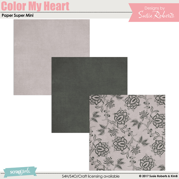 Color My Heart Paper Super Mini Prev