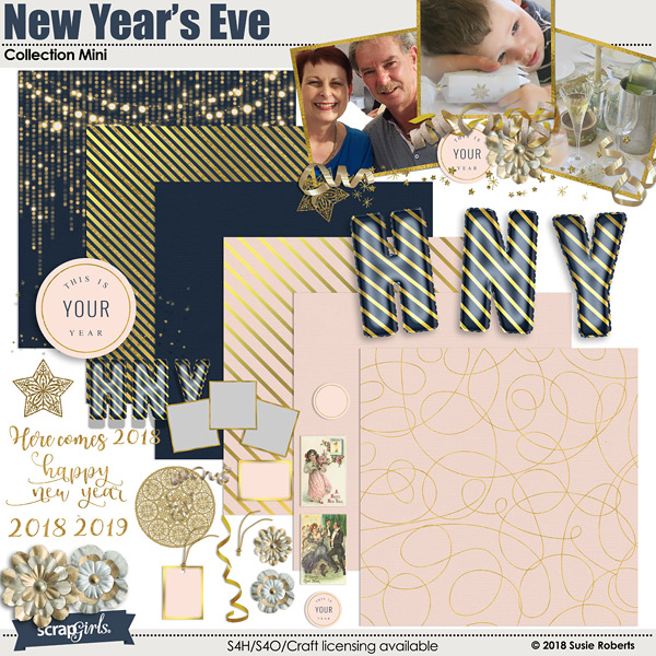 New Year's Eve Collection Mini Prev