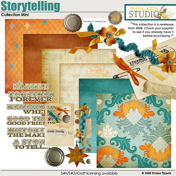 Storytelling Collection Mini