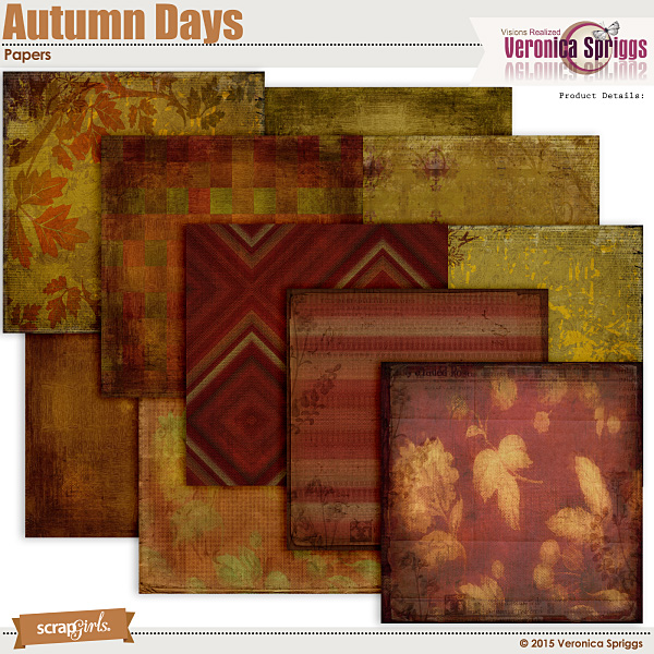 Autumn Days Papers