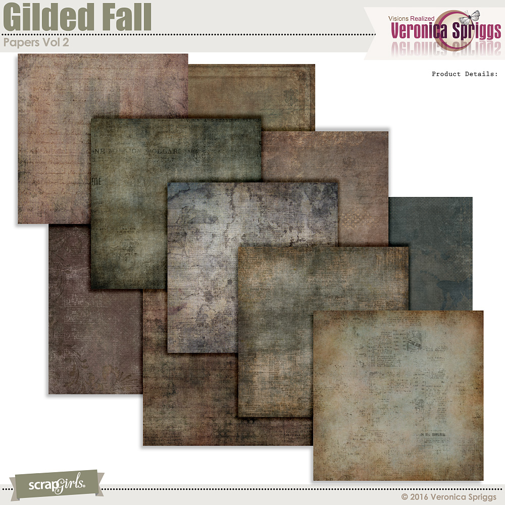 Gilded Fall Papers V2