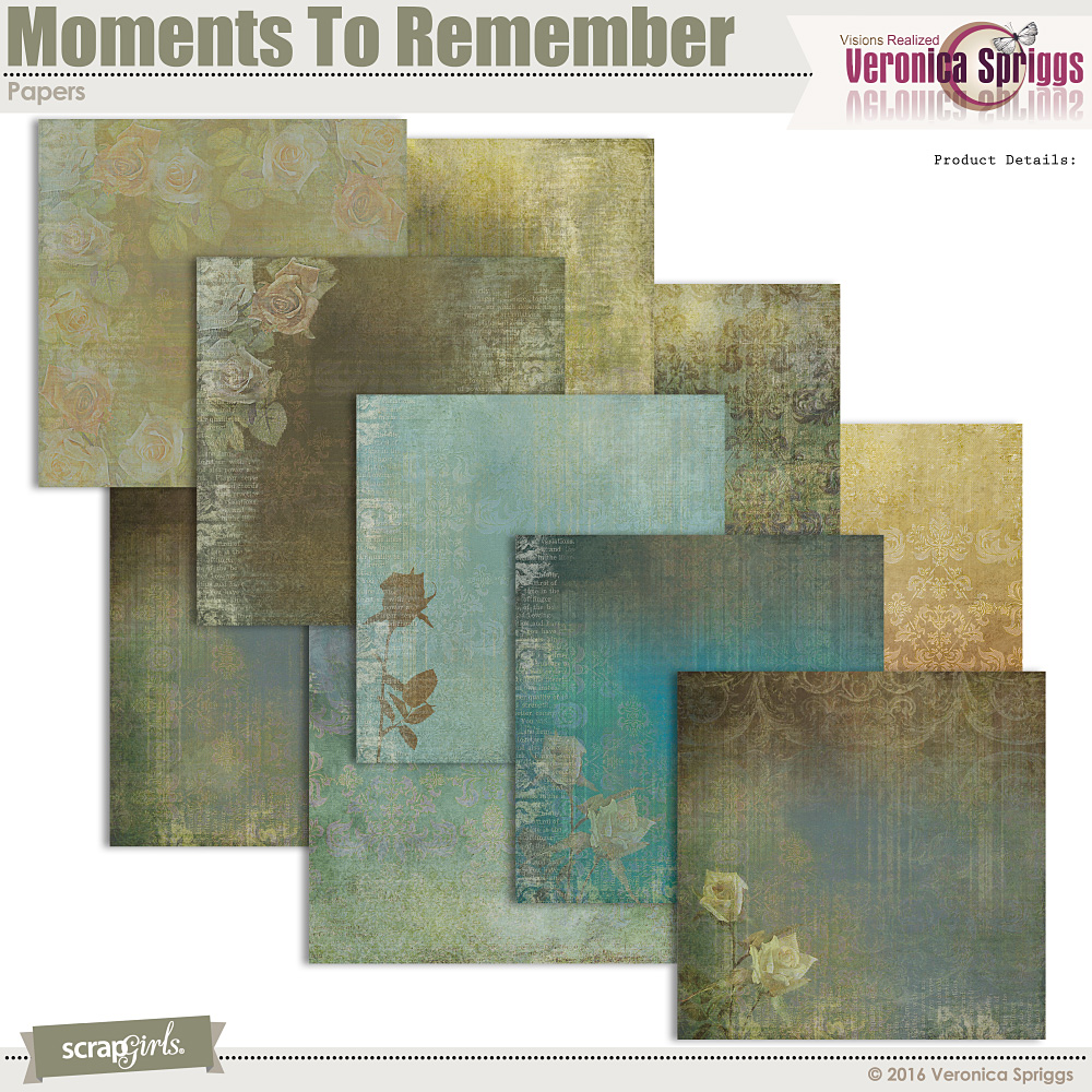 Moments To Remember Papers