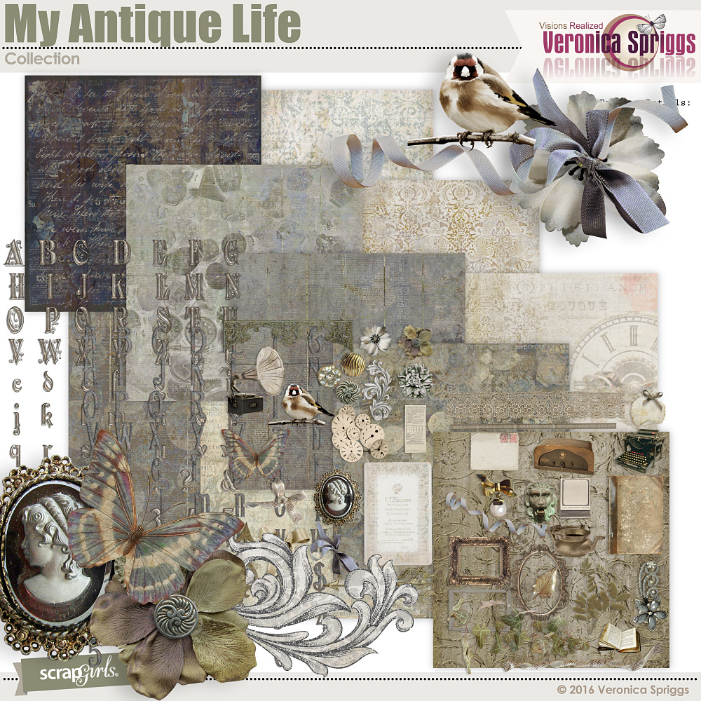 My Antique Life Value Collection