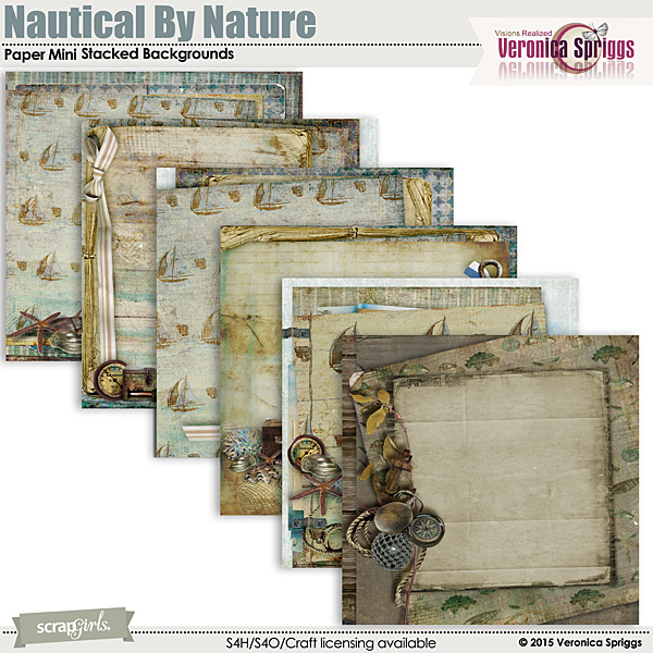Nautical By Nature Stacked Backgrounds