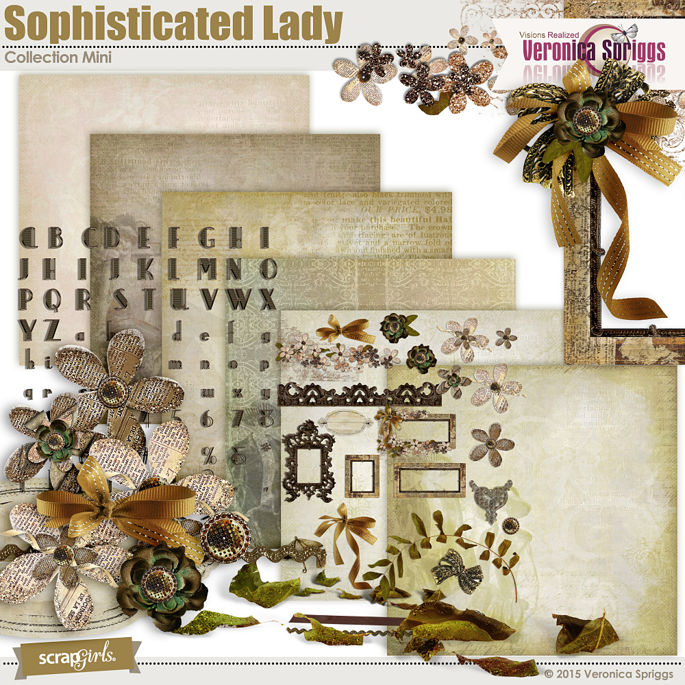 Sophisticated Lady Collection Mini