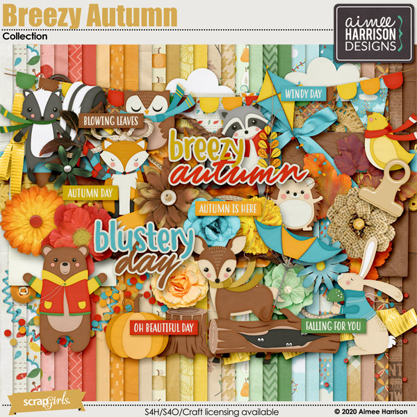 Breezy Autumn Collection