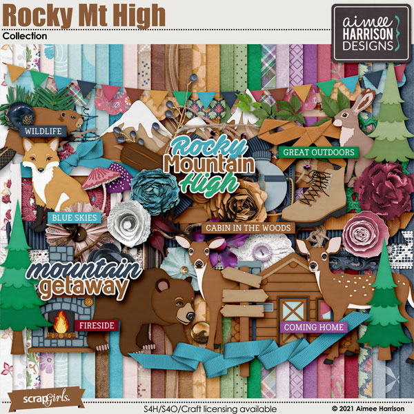 Rocky Mt High Collection