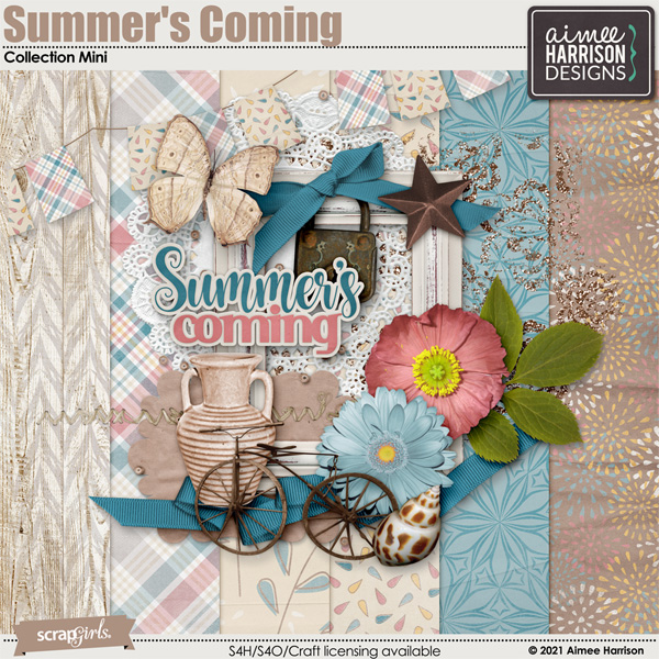 Summer's Coming Collection Mini