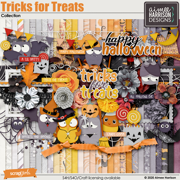 Tricks for Treats Collection