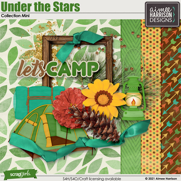 Under the Stars Collection Mini