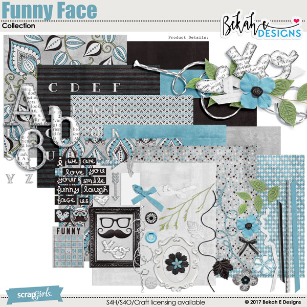 Funny Face - Collection