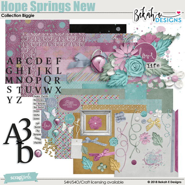 Hope Springs New - Collection Biggie