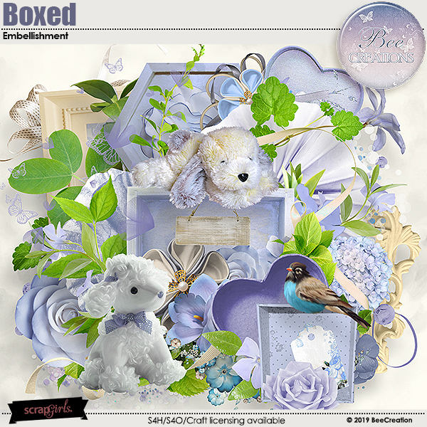 Boxed by BeeCreation