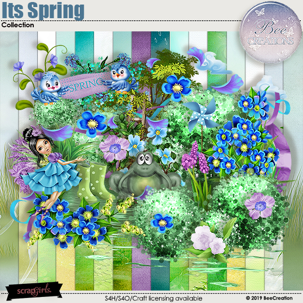 Its Spring Collection