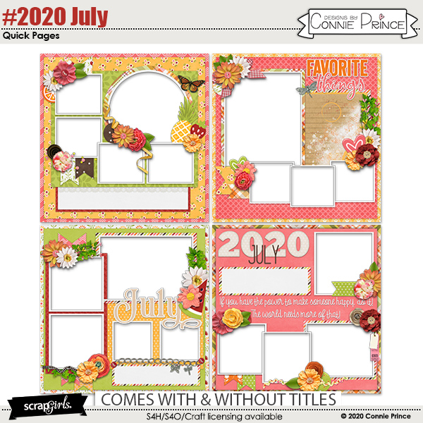 #2020 July by Connie Prince
