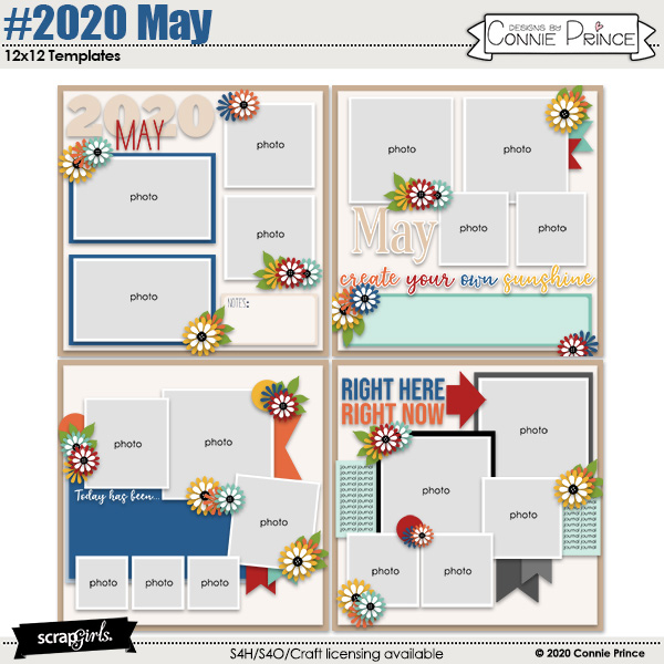 #2020 May by Connie Prince