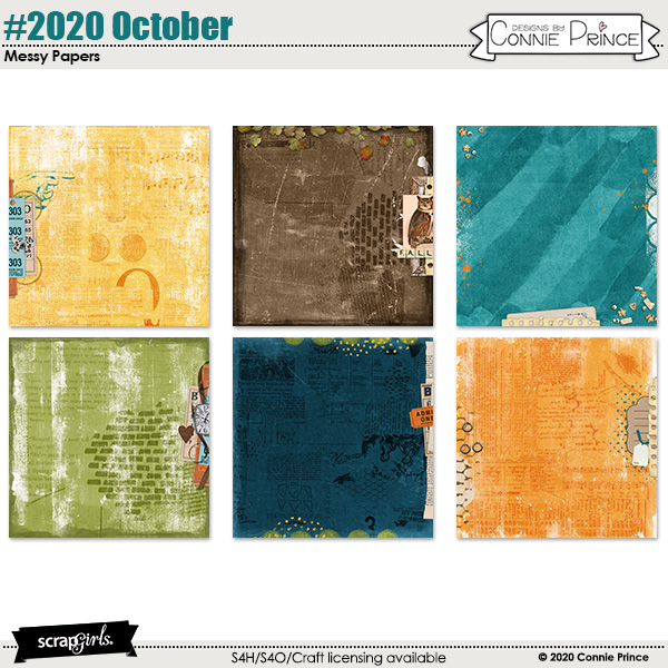 #2020 October by Connie Prince