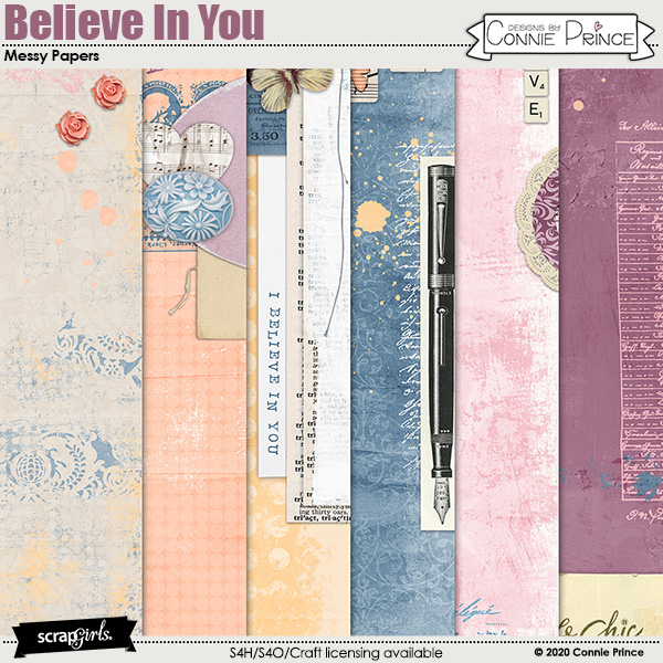 Believe In You by Connie Prince