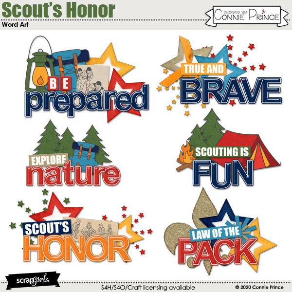 Scout's Honor by Connie Prince