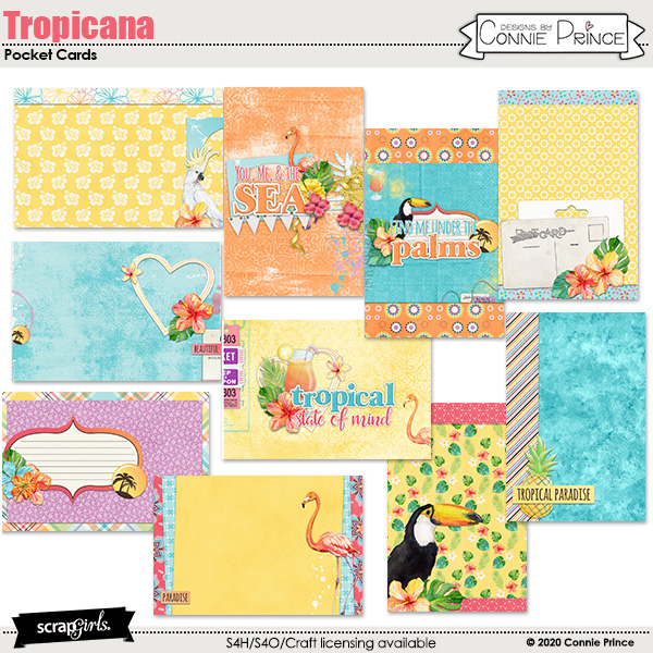 Tropicana by Connie Prince