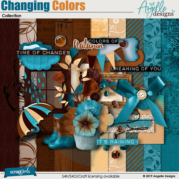 Changing Colors Collection