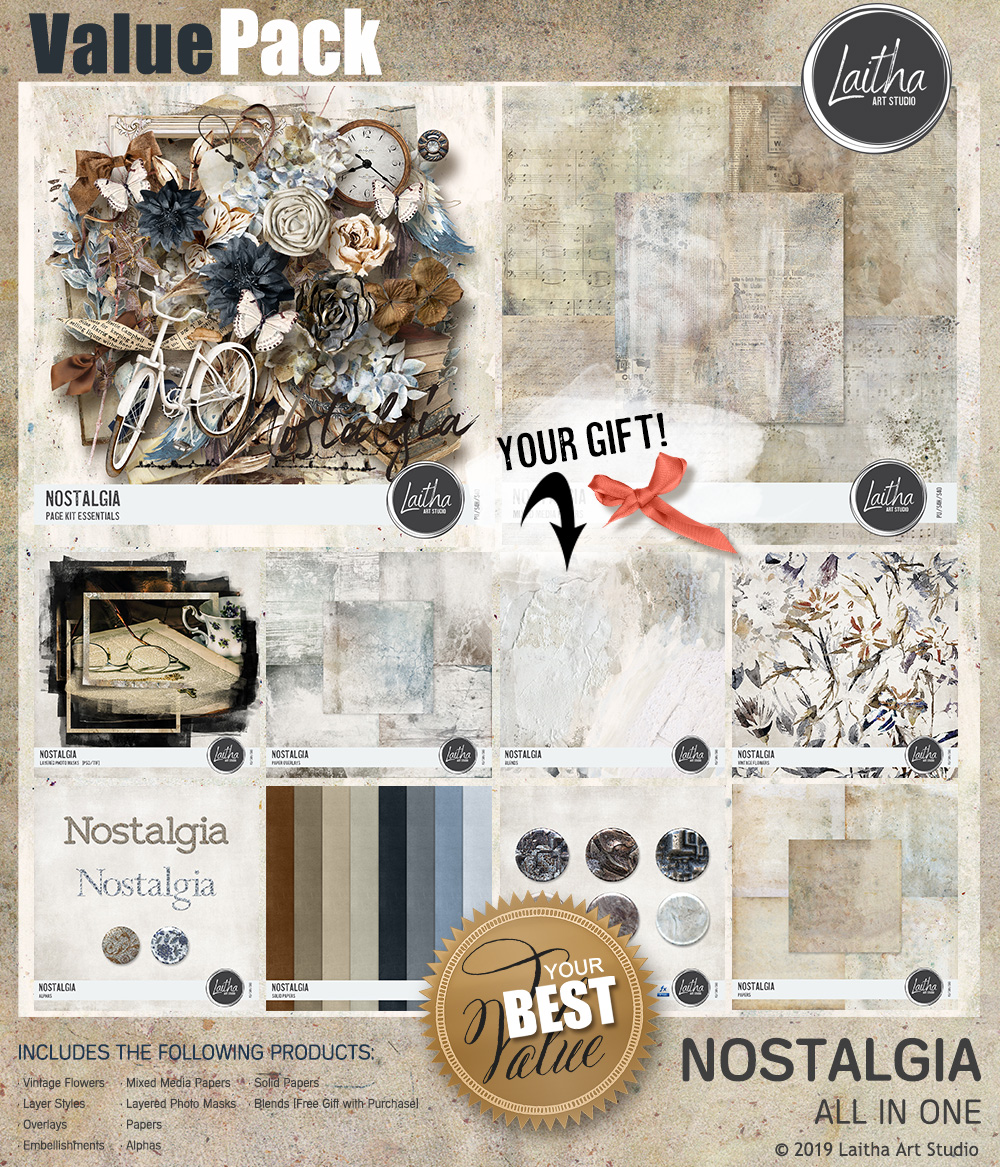 Nostalgia - All In One with FWP