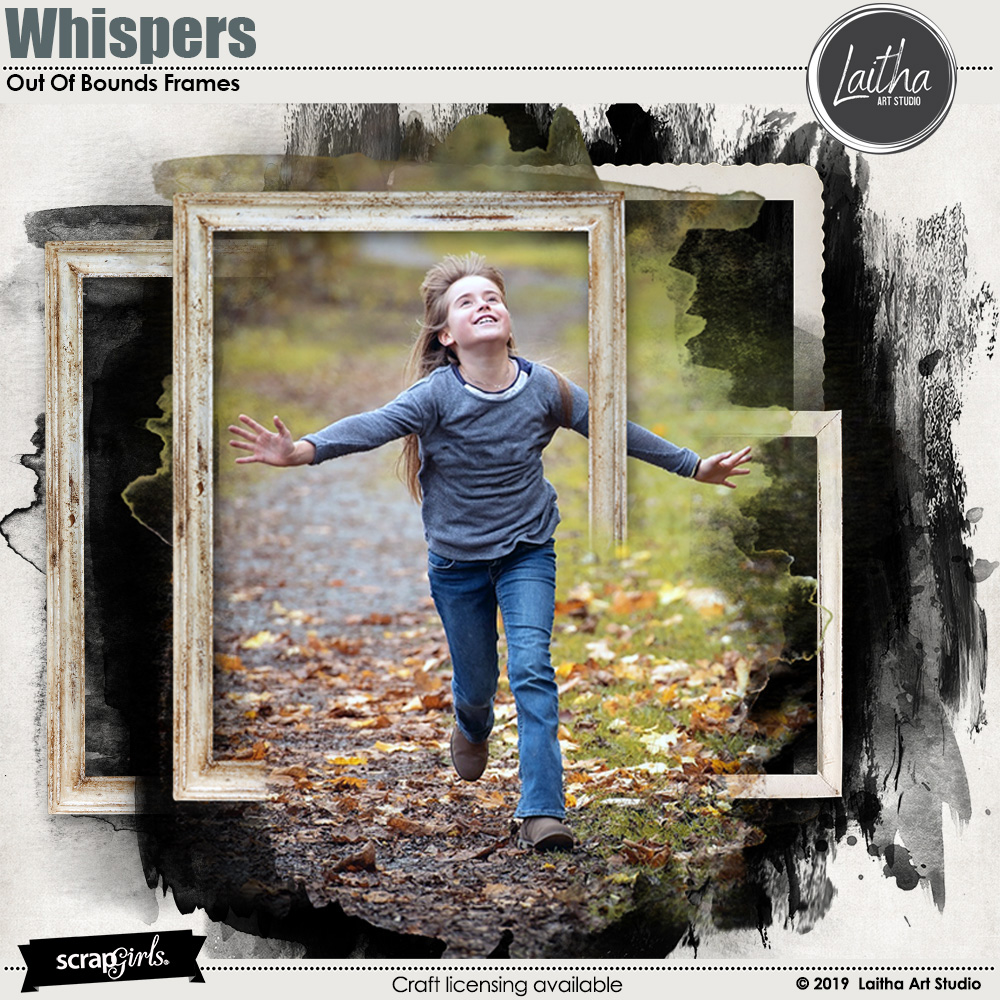 Whispers - Out Of Bounds Frames