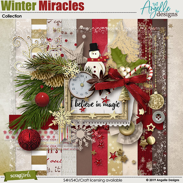 Winter Miracles Collection