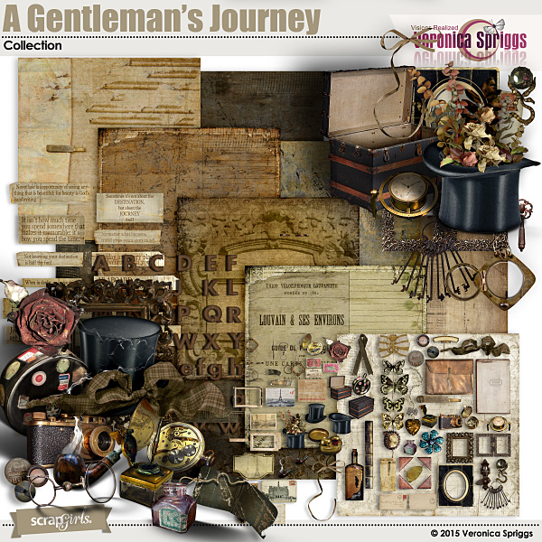 A Gentleman's Journey Collection