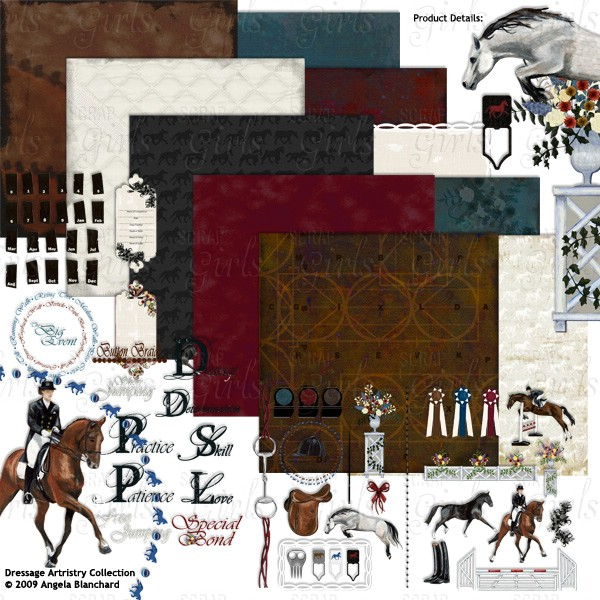 Dressage Artistry Collection