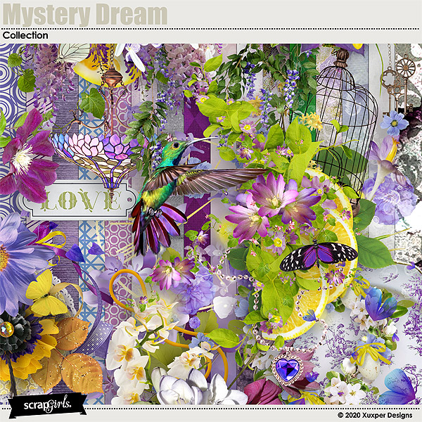 Mystery dream Collection