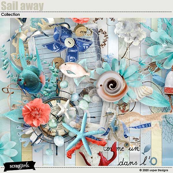 Sail away 1 Collection