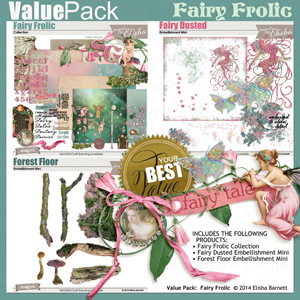 Value Pack: Fairy Frolic