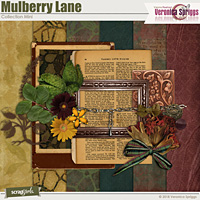 Mulberry Lane Collection Mini