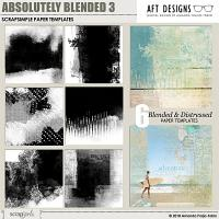 ScrapSimple Paper Templates: Absolutely Blended 3