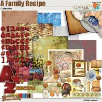 A Family Recipe Collection