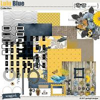 Lulu Blue Collection
