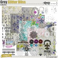Grey Glitter Bliss Collection