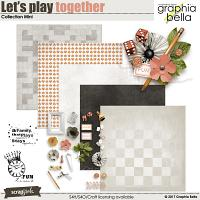 Let's play together Collection Mini