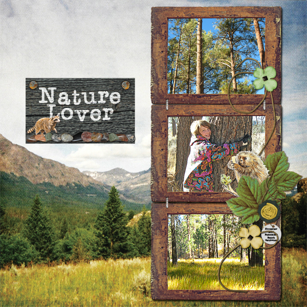 Nature Lover by Melanie Cockshott